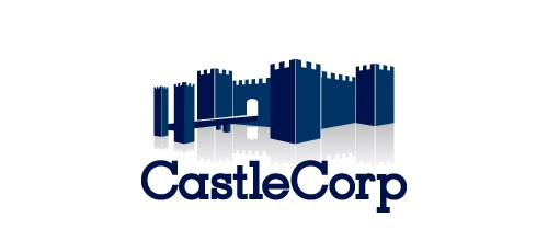 Corporation castle logo