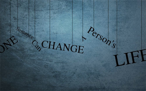 Change Life wallpaper