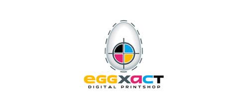 Eggxact logo