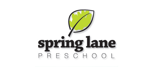 School leaf logo