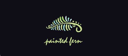 Fern leaf logo