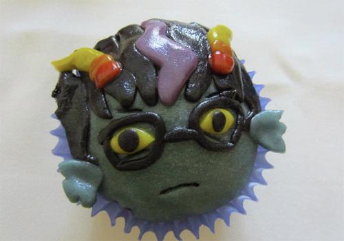Eridan cupcake design inspiration