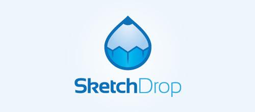 SketchDrop logo
