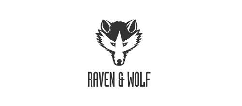 Raven & Wolf logo