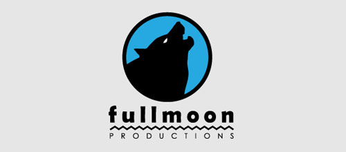 Full Moon Productions logo