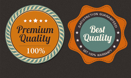 freebie premium badges