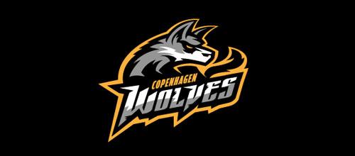 Copenhagen Wolves Gaming logo