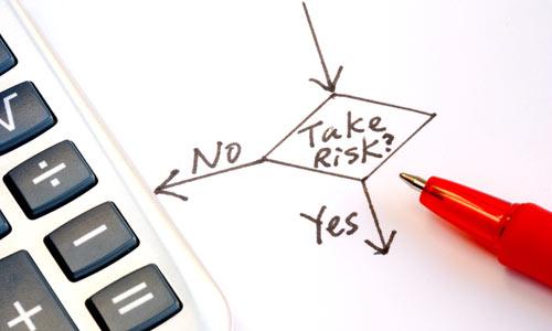 Not afraid to take risks
