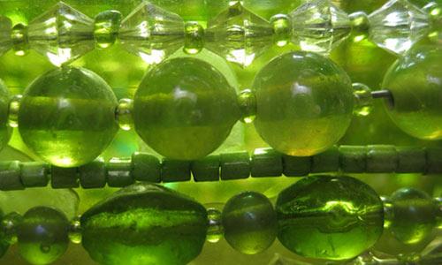 Glass Beads texture