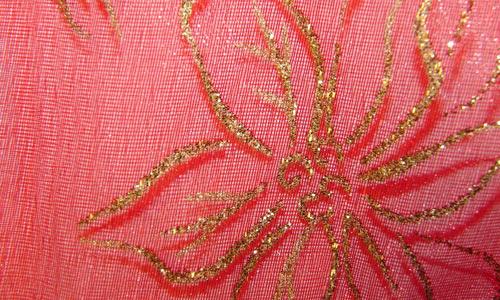 Poinsettia Christmas Pattern 5