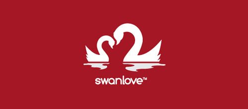 Swan Love logo