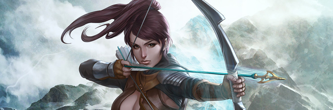 A Collection: 30+ Amazing Archer Illustrations