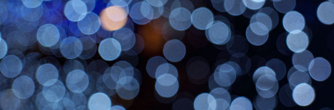 35 Colorful Bokeh Wallpaper for your Desktop