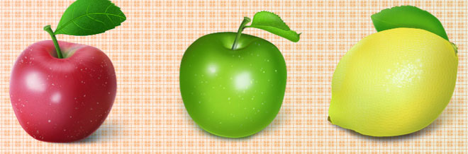 25 Attractively Crafted Fruit Icons for Free Download