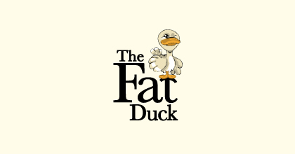 Fat ducks logo design