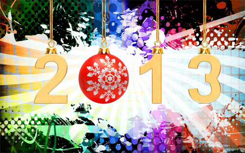 ?.Happy New Year 2013.?