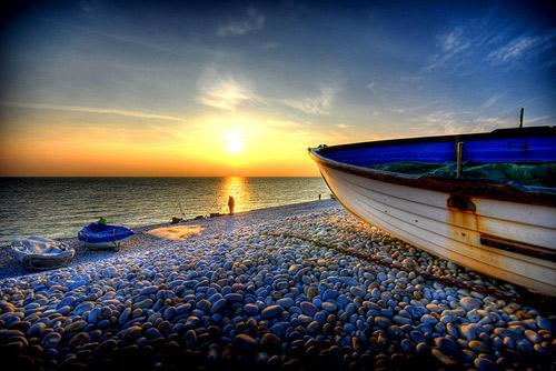 Dorset Beach, England