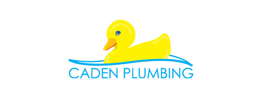 Plumbing ducks logo design