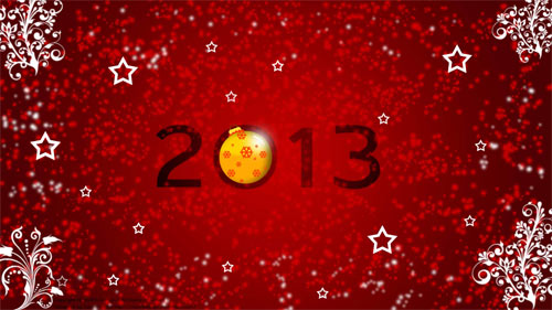 happy New Yeah 2013 #1