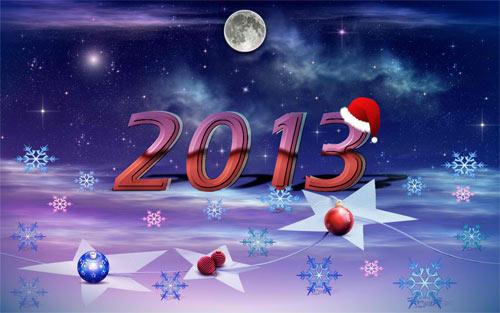 Happy ~ 2013 ~