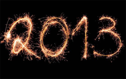 *** Happy New Year 2013 ***