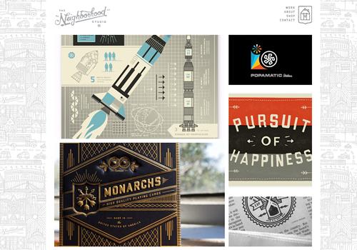 Background doodle web design