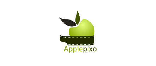 Film green apple logo
