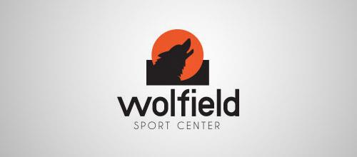 wolfield wolf logo