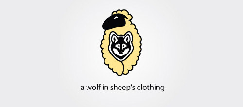 sheep wolf logo