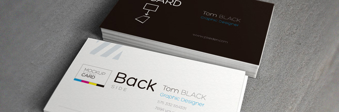 Free Business Card PSD Template In High Resolution Naldz Graphics - Business cards psd template
