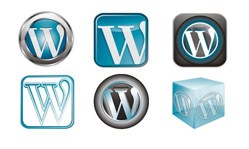 Wordpress Icon Set