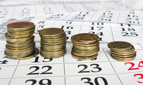 Clarify payment milestones