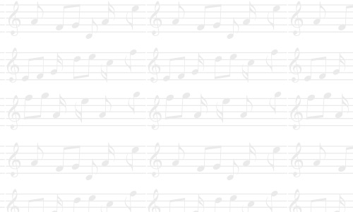 Notes free musical sheet repeat seamless pattern