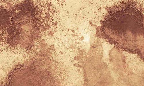 Crumpled Coffee texture