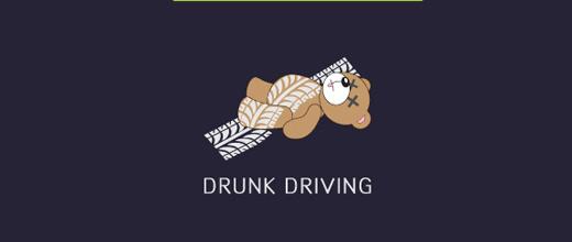Dead drive teddy bear logo
