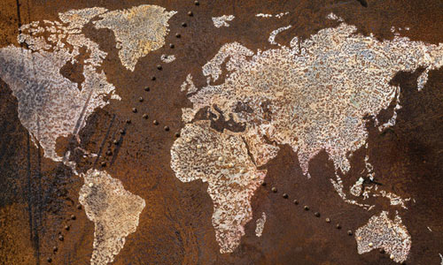 earth map texture