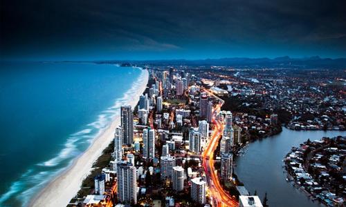 Australia free high resolution skyscraper wallpaper