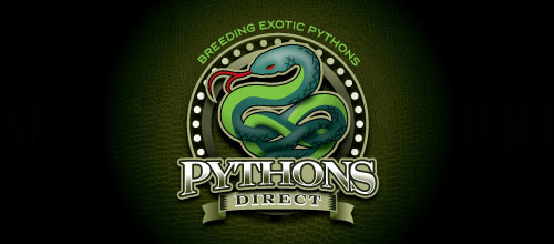 Pythons Direct logo