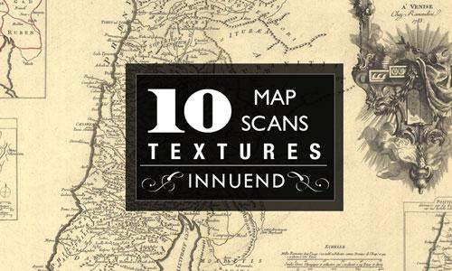 Map Texture Stock