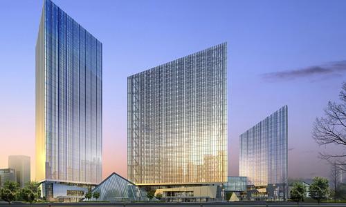 35 Spectacular Skyscraper Wallpapers for Free | Naldz Graphics