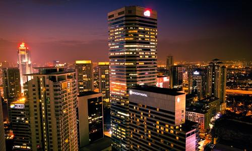 Kuala lumpur free high resolution skyscraper wallpaper