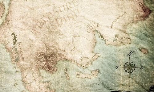 Maps texture