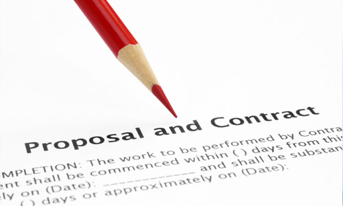 Create a good proposal