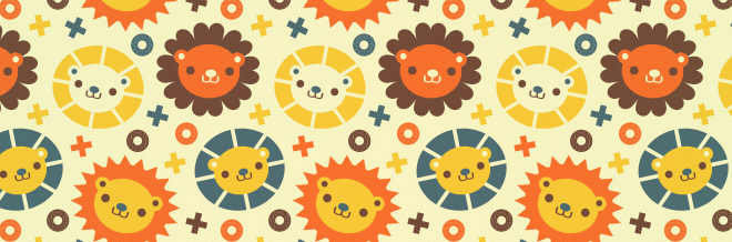 40 Adorable and Useful Seamless Animal Patterns