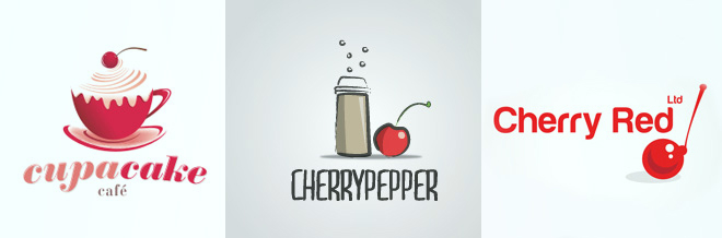 33 Lovely Topsy Examples of Cherry Logo Designs