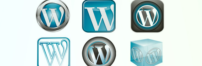 A Collection of Interesting WordPress Icon For Free