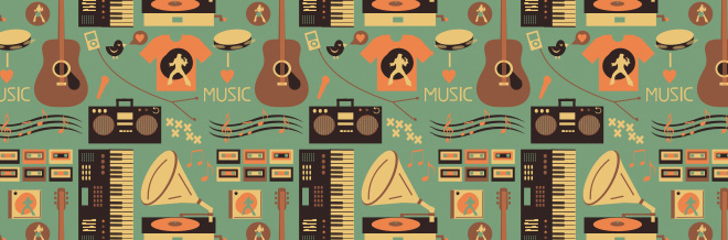 40 Noteworthy Musical Patterns For Free