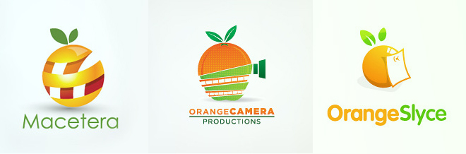 35 Juicy Examples of Orange Logo Designs