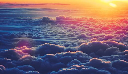 Sunrise clouds wallpaper free download hi res high resolution