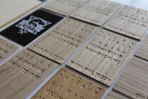 Handmade wood